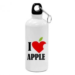 Фляга I love APPLE