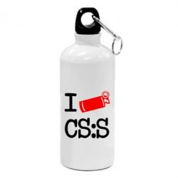 Фляга I love CS Source