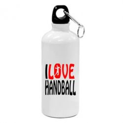 Фляга I love handball 3 - FatLine