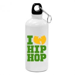 Фляга I love Hip-hop Wu-Tang - FatLine