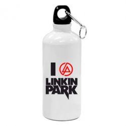 Фляга I love Linkin Park - FatLine
