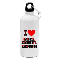 Фляга I love Mrs. Daryl Dixon - FatLine