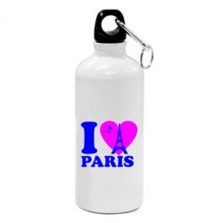 Фляга I love Paris