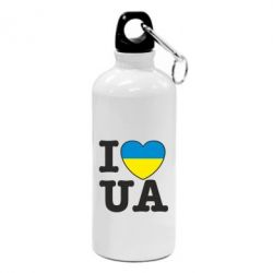Фляга I love UA - FatLine