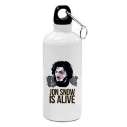 Фляга Jon Snow is alive - FatLine