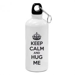 Фляга KEEP CALM and HUG ME - FatLine