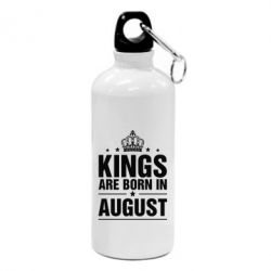 Фляга Kings are born in August - FatLine