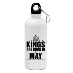 Фляга Kings are born in May - FatLine