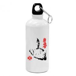 Фляга Kyokushin Kanku logo - FatLine