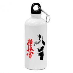Фляга Kyokushin Kanku Master