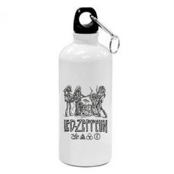 Фляга Led-Zeppelin Art