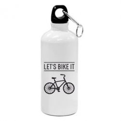 Фляга Let's Bike It - FatLine