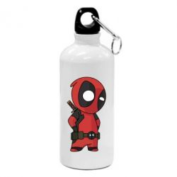 Фляга Little Deadpool