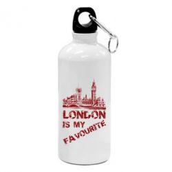 Купить Фляга Лондон моноцвет, FatLine