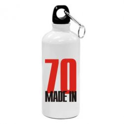 Фляга Made in 70 - FatLine