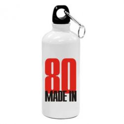 Фляга Made in 80 - FatLine