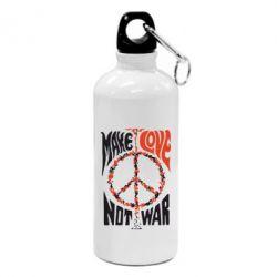 Фляга Make love, not war - FatLine