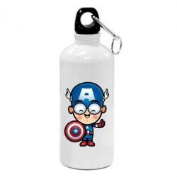 Фляга Маленький Капитан Америка - FatLine