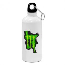 Фляга Monster Energy green