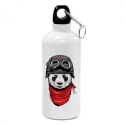 Фляга Панда в каске - FatLine