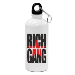 Фляга RICH GUNG YOUNG MONEY