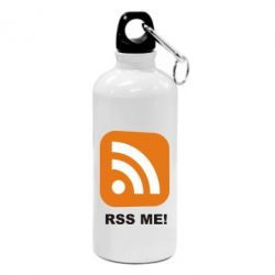 Фляга RSS Me - FatLine