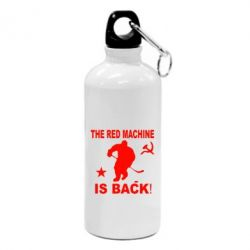 Фляга The Red Machine is BACK - FatLine