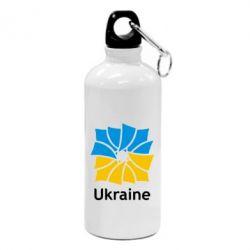 Фляга Ukraine квадратний прапор - FatLine