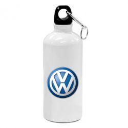 Фляга Volkswagen 3D Logo - FatLine