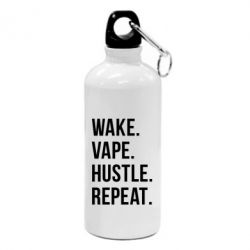 Фляга Wake.Vape.Hustle.Repeat. - FatLine