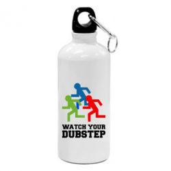 Фляга Watch Your DubStep