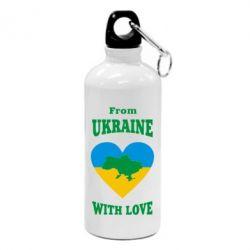 Фляга З України з любовью - FatLine