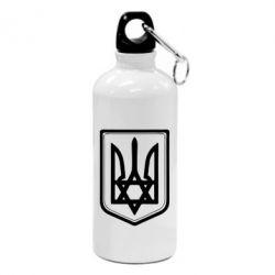 Фляга Звезда Давида+герб - FatLine