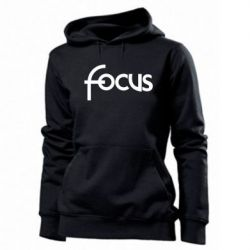 Толстовка жіноча Focus