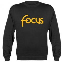 Реглан (свитшот) Focus - FatLine