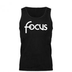 Мужская майка Focus - FatLine