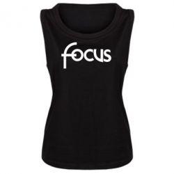Женская майка Focus - FatLine