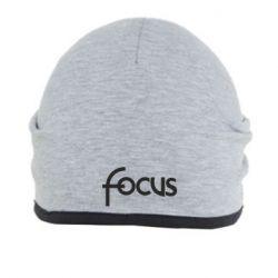 Шапка Focus