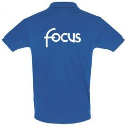Футболка Поло Focus