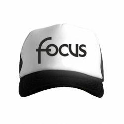 Дитяча кепка-тракер Focus