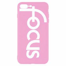 Чохол для iPhone 7 Plus Focus