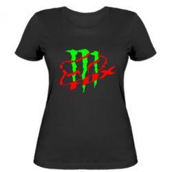 Женская футболка Фокс Енерджи - FatLine