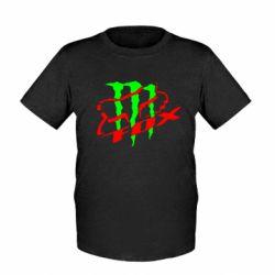 Детская футболка Фокс Енерджи - FatLine