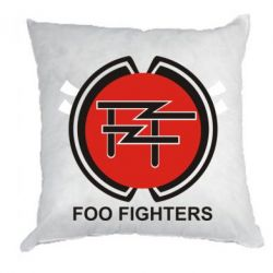 Подушка Foo fighters - FatLine