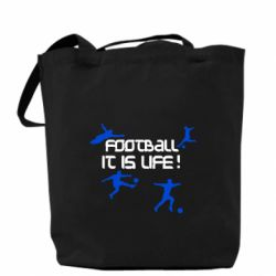 Сумка Football is my life