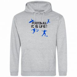 Толстовка Football is my life - FatLine