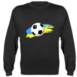Реглан (свитшот) Football of Ukraine