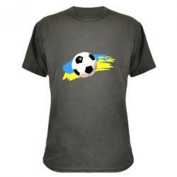 Купить Футбол, Камуфляжная футболка Football of Ukraine, FatLine