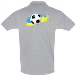 Футболка Поло Football of Ukraine