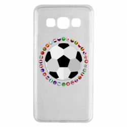Чохол для Samsung A3 2015 Football